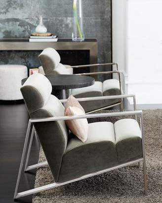 Bernhardt Marco Channel Tufted Lounge Chair