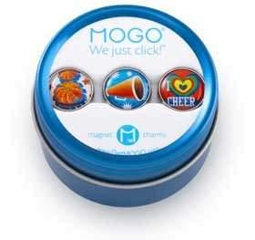 MOGO Design I Heart Cheer Tin Collection