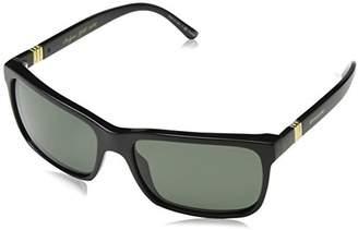 Bulgari Men's 0BV7017G 528558 Sunglasses