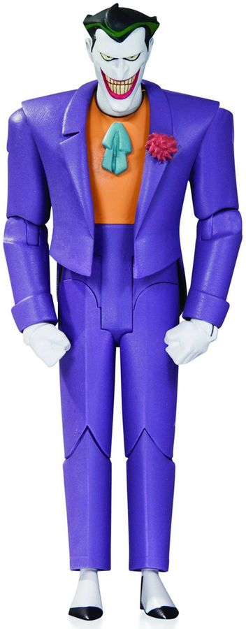 DC ComicsTM Batman: The Animated Series Joker Action Figure