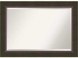 Amanti Art Milano 42x30 Bathroom Mirror