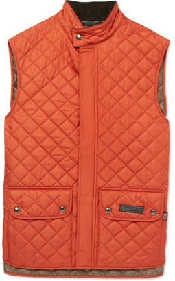 Belstaff Quilted Shell Gilet