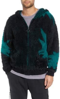 Drifter Xanadu Zip Fleece Hoodie
