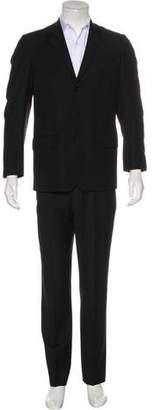 Helmut Lang Vintage Wool Three-Button Suit