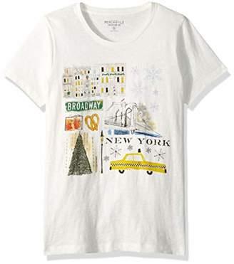 J.Crew Mercantile Women's Plus Size Graphic Crewneck T-Shirt