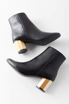 Urban Outfitters Geometric Heel Ankle Boot