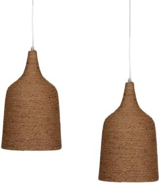 Amalfi by Rangoni Hunter Pendant Light (Set of 2)