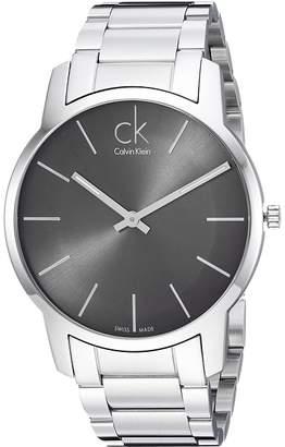 Calvin Klein City Watch - K2G21161 Watches