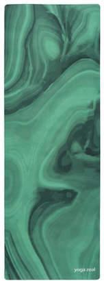 Yoga Zeal Malachite Printed Yoga Mat
