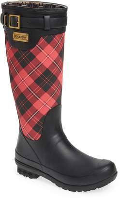 Pendleton BOOT Heritage Cunningham Tartan Tall Boot