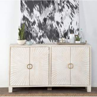 Ophelia & Co. Vidaurri 4 Door Sideboard