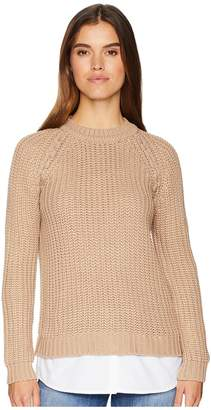 BB Dakota Consider It Done Pullover Sweater Women's Sweater
