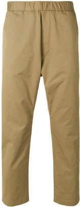 Barena ankle grazer trousers