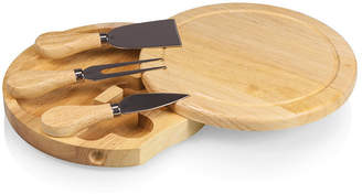 Picnic Time Brie Cheese Cutting Board & Tools Set