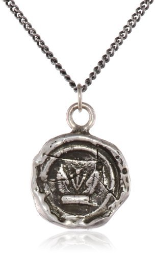 Pyrrha Sterling Silver Problem Solver Talisman Necklace