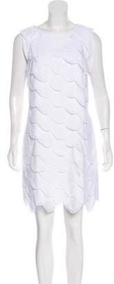Emporio Armani Sleeveless Mini Dress
