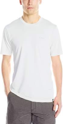 Rip Curl Men's Search Series Short Sleeve T-Shirt Rashguard