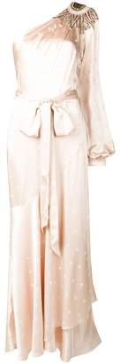 Temperley London Parachute asymmetric dress