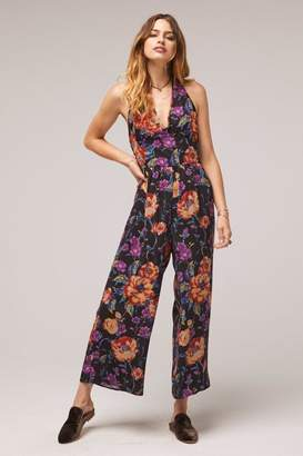 65658ca449f3 Band of Gypsies Billy Floral Jumpsuit