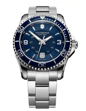 Victorinox Maverick GS Stainless Steel Watch
