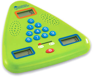 Learning Resources Inc Minute Math Electronic Flash Card