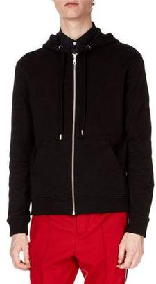 Kenzo Men's Logo-Hood Zip-Front Hoodie Cotton Jacket