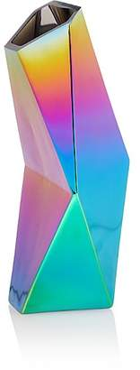 George Home Iridescent Glass Vase