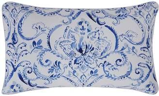 Dorma Marina 100% Cotton Sateen 300 Thread Count Housewife Pillowcase Pair