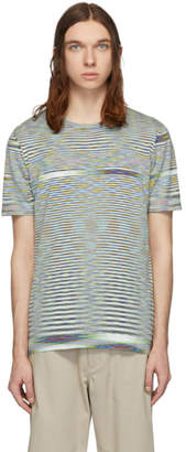 Missoni Multicolor Striped T-Shirt