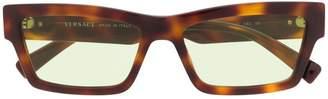 Versace Eyewear square frame sunglasses
