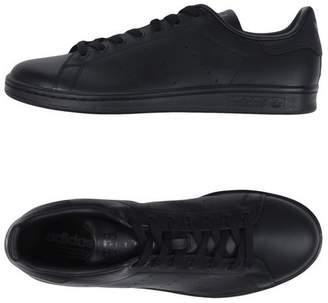 adidas black faux scarpe di cuoio per gli uomini shopstyle uk