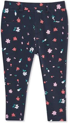 Joe Fresh Baby Girls Print Knit Pants