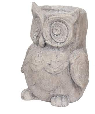 A&B Home Manon Owl Planter