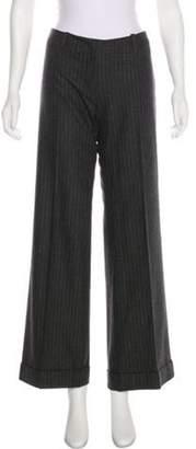 Etro Mid-Rise Wide-Leg Pants Mid-Rise Wide-Leg Pants