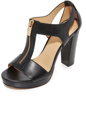MICHAEL Michael Kors Berkley Sandals $120 thestylecure.com