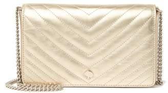 Kate Spade Amelia Leather Chain Wallet Crossbody Bag