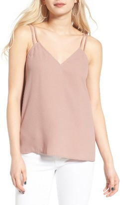 Women's Leith Strappy Camisole $45 thestylecure.com