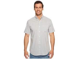 Dockers Short Sleeve Comfort Stretch Woven Shirt Men's Clothing