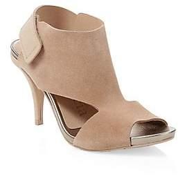 Pedro Garcia Women's Yiminia Suede Sandals