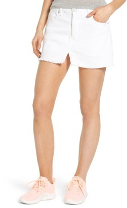 Women's Blanknyc Denim Skort $78 thestylecure.com