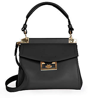Givenchy Women's Medium Mystic Leather Top Handle Bag