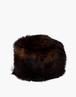 Madewell x Owen Barry Shearling Trapper Hat