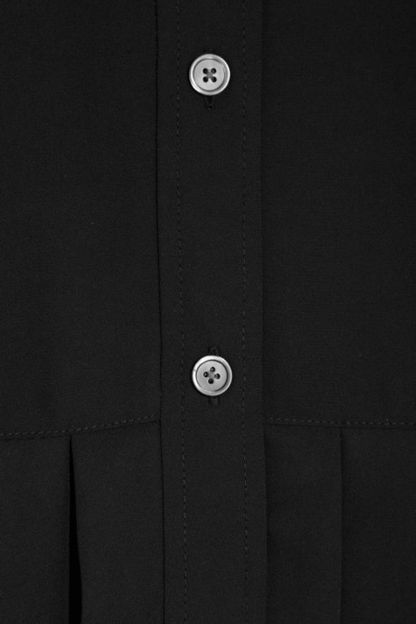 McQ by Alexander McQueen Pleated georgette shirt