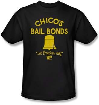 Chico's Bad News Bears - Mens Bail Bonds T-Shirt In