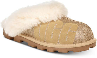 UGG Women Coquette Sparkle Slippers