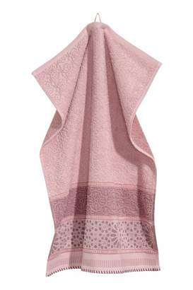 H&M Jacquard-weave Hand Towel