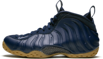 Nike Foamposite One 'Navy/Gum' Shoes - Size 6