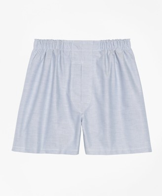 Brooks Brothers Traditional Fit Oxford Boxers