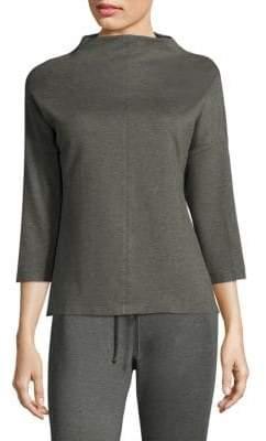 Trina Turk Camillie Mockneck Sweater
