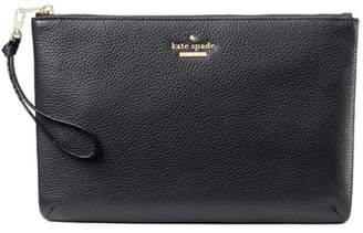 Kate Spade Jackson Street - Finley Quilted Leather Clutch